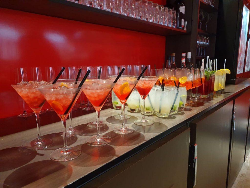 Cocktail aanbod